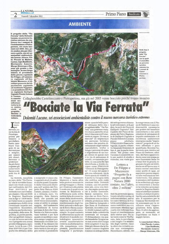 VIE FERRATE La Nuova 7 dic 2012_mini