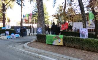 Presidio di ALTURA in attesa della decisione del Consiglio Regionale Abruzzese
